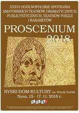 Proscenium 2018